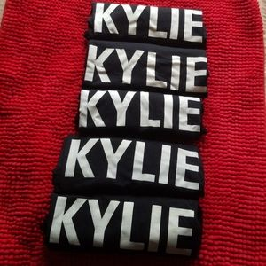 5 Exclusive Kylie T shirts